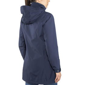 Helly Hansen Aden Insulated Coat Damen evening blue
